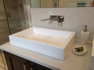 Renovation New Custom Sink