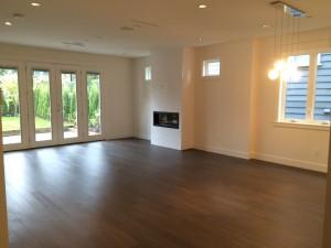 Renovation Hardwood Floors Livingroom Cleaning