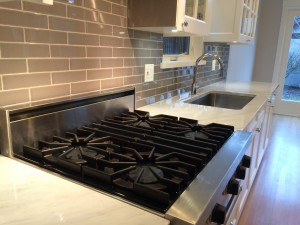 Renovation New Stove Cleaning