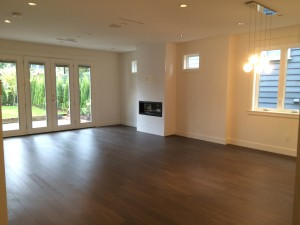 Renovation Hardwood Floors Livingroom Cleaning