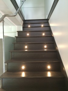 Renovation Hardwood Staircase Cleaning